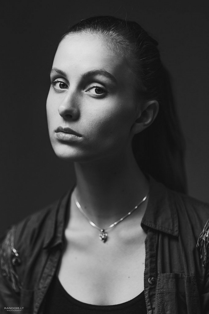 Fotosesija studijoje  2015  asmeninė fotosesija  fotosesija  model test  portrait  portretas  studija  by RANDOM.LT