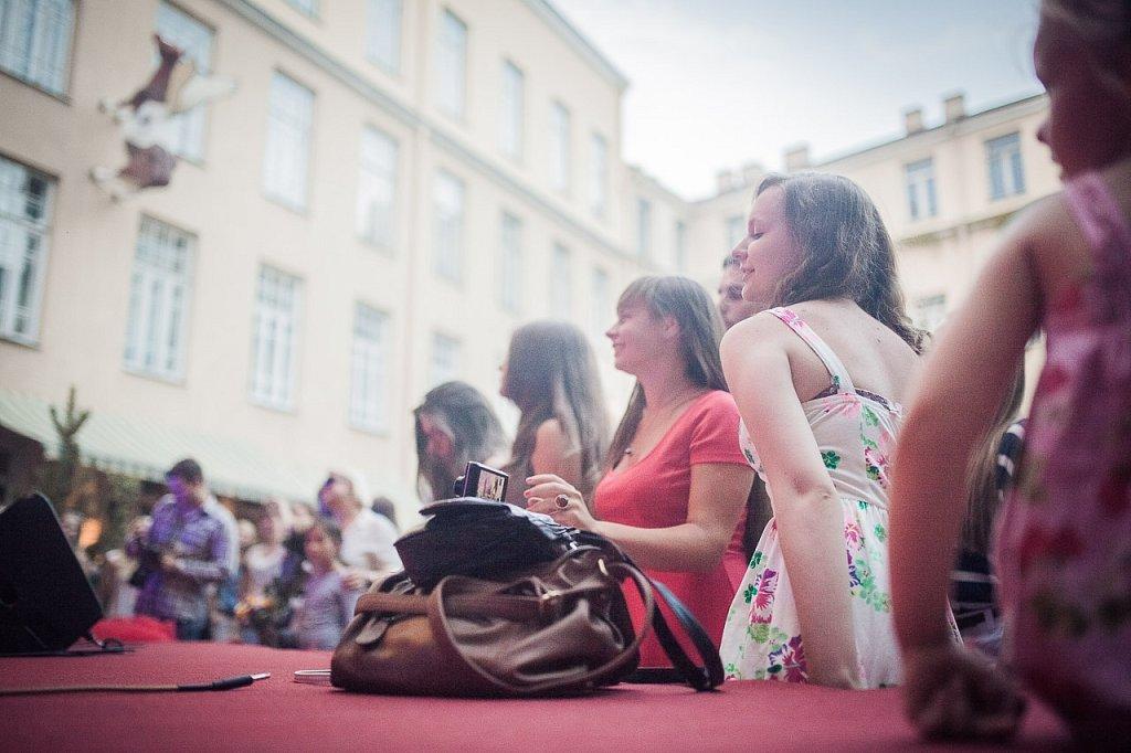Saulius Prūsaitis ir Jazzu   2014  jazzu  saulius prūsaitis  vasaros terasa  by RANDOM.LT